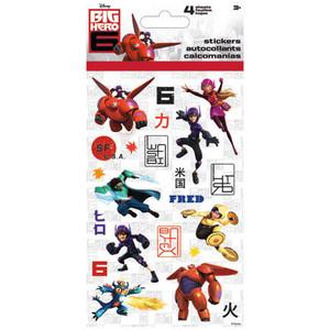Big Hero 6 Stickers