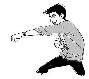 Big Hero 6 - Tadashi Concept Art