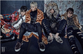 Bigbang for W Korea  ~wild things❤ ❥
