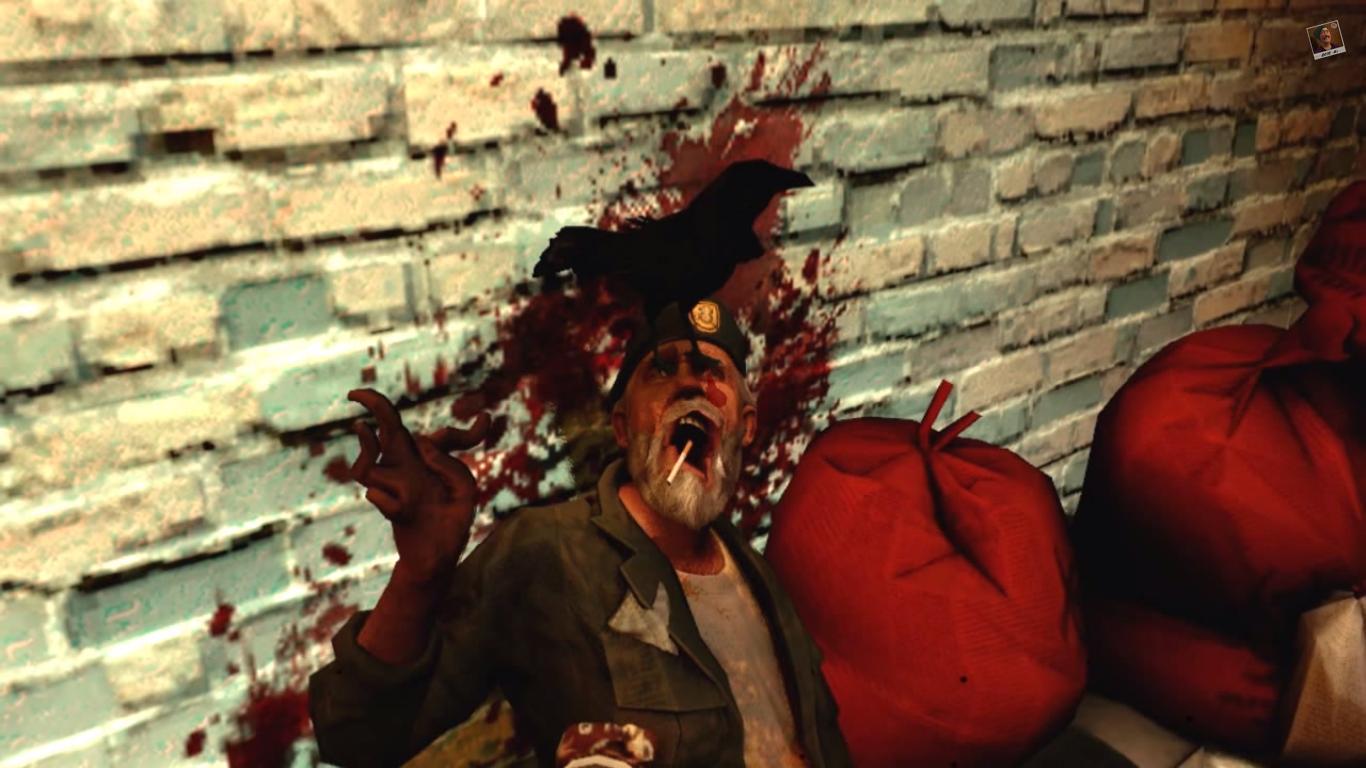 Bill's corpse