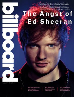 Billboard Photoshoot