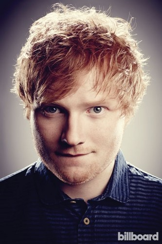 Ed Sheeran wallpaper possibly with a portrait titled Billboard Photoshoot