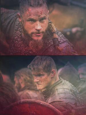 Bjorn and Ragnar
