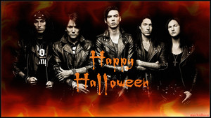 Black Veil Brides...Happy Halloween