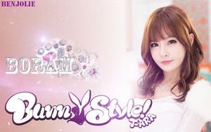 Boram Wallpaper