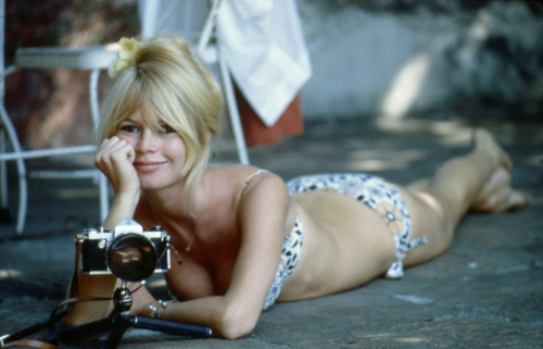 Physical Beauty wallpaper probably with skin called Brigitte Bardot