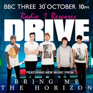 Bring Me The Horizon on Drive's O.S.T.