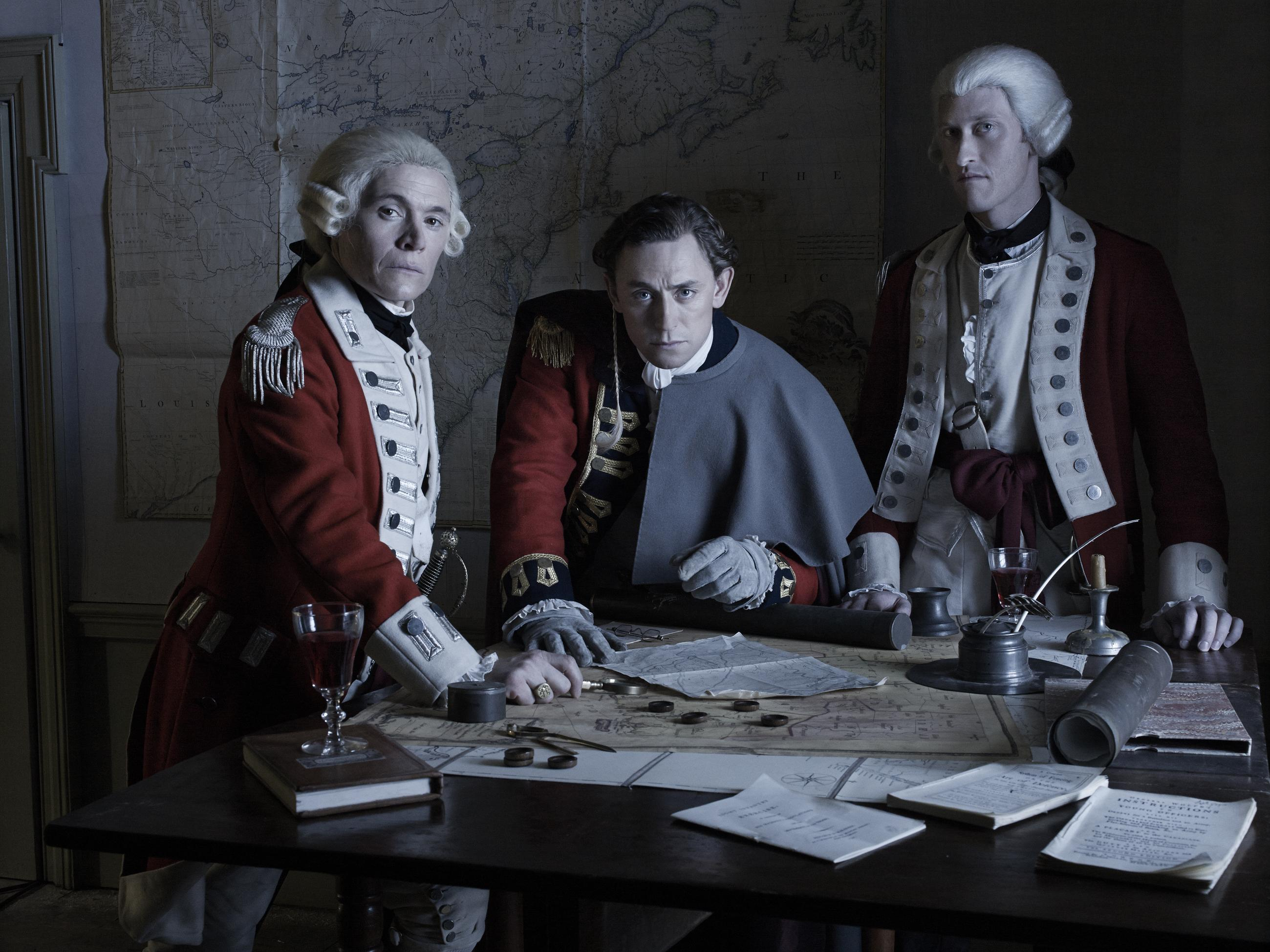 Valley forge american revolution