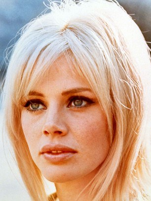 Physical Beauty wallpaper with a portrait titled Britt Ekland