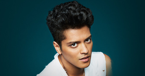 Bruno Mars fond d'écran probably with a portrait entitled Bruno Mars