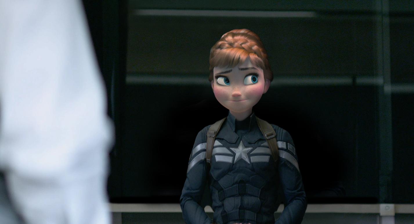 Captain America: The Frozen Soldier
