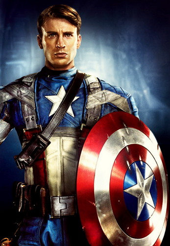 The First Avenger: Captain America wallpaper containing a breastplate titled Captain America