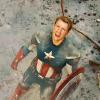 The First Avenger: Captain America foto titled Captain America