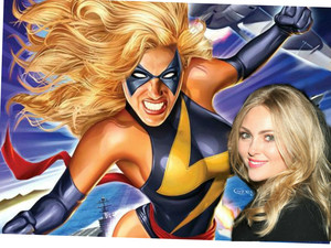 Captain Marvel AnnaSophia Robb