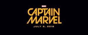 Captain Marvel - Official Logo