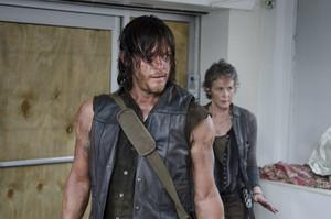 5x06 ~ Consumed ~ Carol & Daryl
