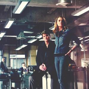 Castle and Beckett-7x5