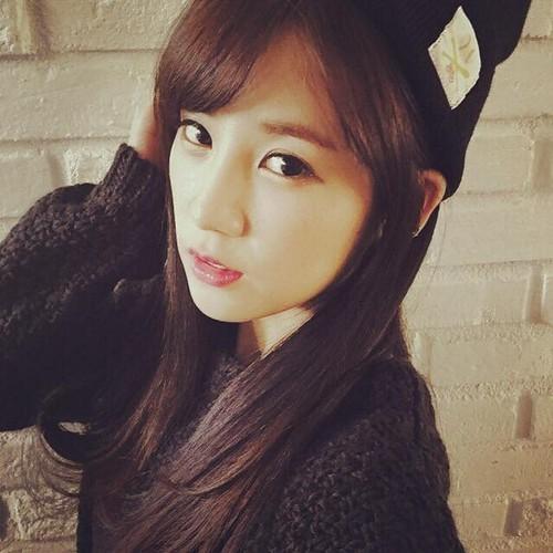 Park ChoRong वॉलपेपर called Chorong Latest Selca