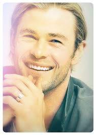 Chris Hemsworth Smile <3