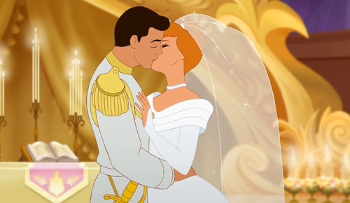 Disney wallpaper titled Cinderella Wedding