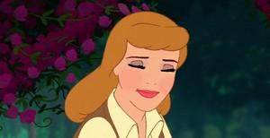 Cinderella's classy look