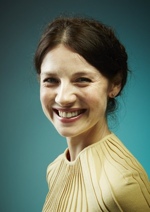 Comic Con Portraits of Caitriona Balfe