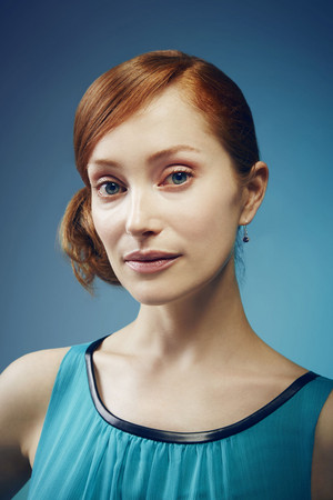 Comic Con Portraits of Lotte Verbeek