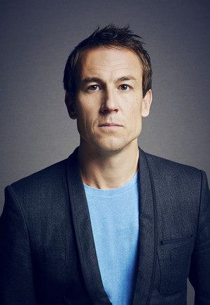 Comic Con Portraits of Tobias Menzies