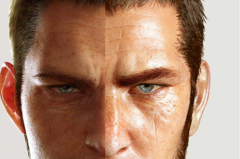 Cor/Mystery Guy comparison