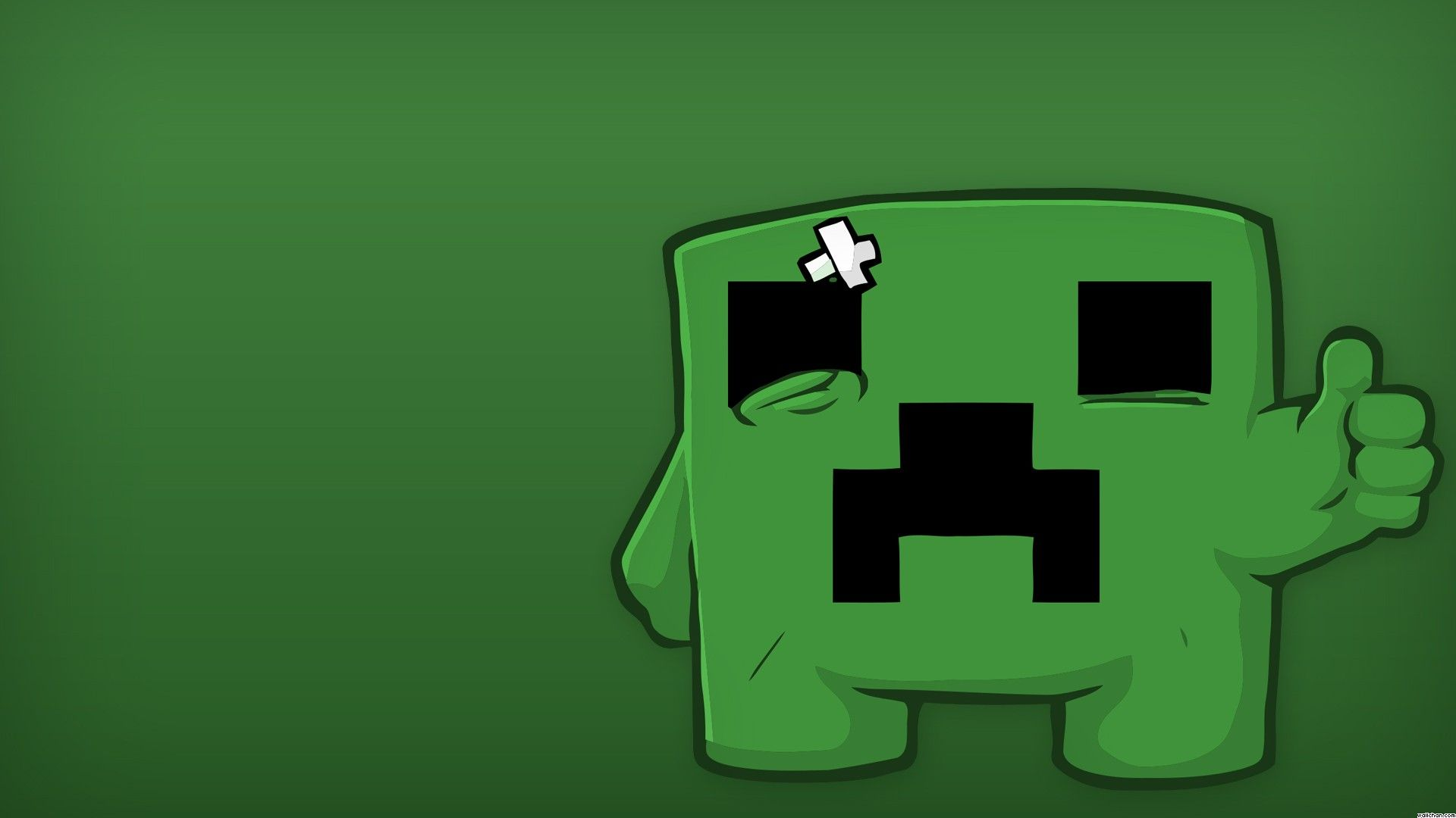 Minecrat Bilder Creeper Hintergrund HD Hintergrund And