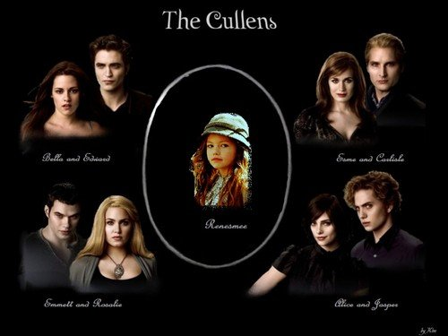 The Cullens hale to the cullens images cullen family wallpaper and background