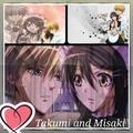 Cute Couples - kaichou-wa-maid-sama fan art