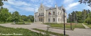 Cuza palace, Iasi Romania romanian palaces