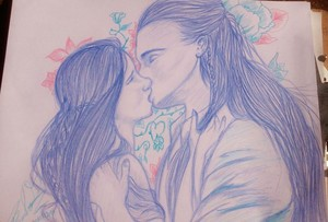 Cynti and Legolas