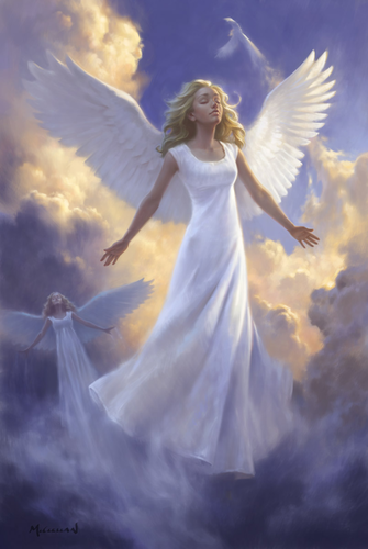 angeli wallpaper titled Dancing In Heaven
