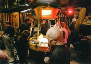 David Tennant - Behind The Scenes