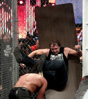 Dean Ambrose - Hell in a Cell