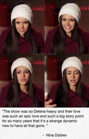Delena love OTP