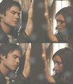 Delena love OTP - damon-and-elena-and-ian-and-nina photo