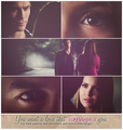 Delena love OTP - ian-somerhalder-and-nina-dobrev photo
