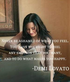 Demi Lovato ♛