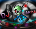 Disk Jockey  - invader-zim-fancharacters photo
