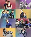 Divergent characters