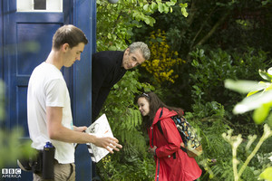 Doctor Who - Episode 8.10 - In the Forest of the Night - 방탄소년단 Pics