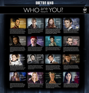 Doctor Who MBTI