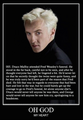 Draco Malfoy , heart breaks