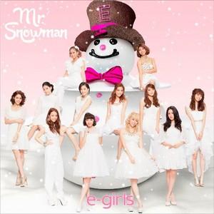 E-girls Mr.Snowman