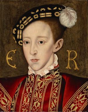 Edward VI (12 October 1537 – 6 July 1553)
