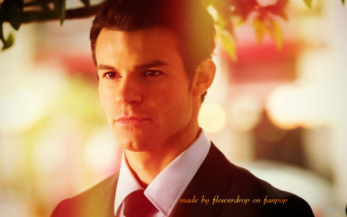 Elijah wallpaper possibly containing a business suit called Elijah Wallpaper