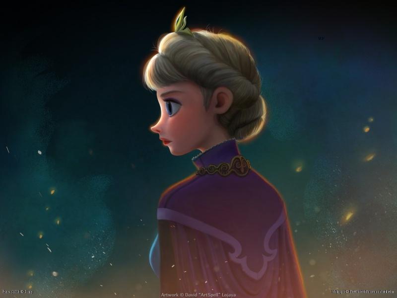Elsa wallpaper